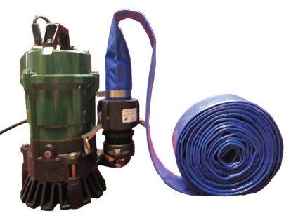 easypro submersible trash pump manual