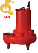 F and Q High Volume Submersible Pumps