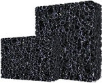 Matala Filtration Media Mat Full Sheet Black Material Very Coarse Weave