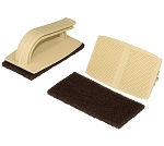 Firestone QuickScrubber Kit 7 Scrub Pads and 1 Holder