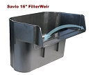 Savio FilterWeir 16 inch up to 3000GPH BioMechanical Filtration