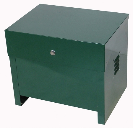 EasyPro Lockable Steel Cabinets Standard Cabinet For Linear Air Compressors