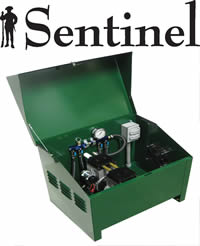 EasyPro Sentinel Rocking Piston Deluxe Systems