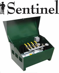 EasyPro Sentinel Rotary Vane Deluxe Systems