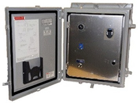 Shinmaywa Pump Control Panel