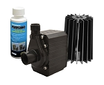 Pondmaster 9.5 Magnetic Drive Pond Fountain Pump 950 GPH - Includes FREE 4oz bottle PumpGuard Cleaner