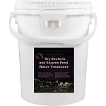American Pond Dry Bacteria and Enzyme Water Treatment 50Lbs Treats 4800000 Gallons