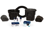 Atlantic Water Gardens 6 x 11 Small Pond Kit with TT2000 Pump