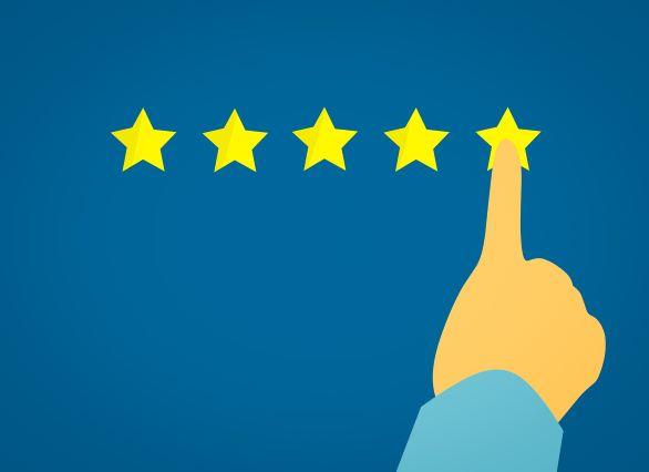 customer feedback message
