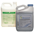 Reward 2.5 Gallon Concentrated Broad Range Herbicide and Cygnet Activator Gallon - EPA Registered