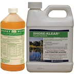 Shore Klear 32oz Emergent Weed Control and CK1 Cygnet Activator 32oz - EPA Registered