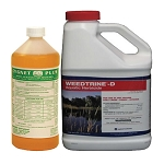 Weedtrine-D Gallon Broad Range Weed Control Herbicide and Cygnet Activator 32oz- EPA Registered