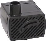 Tranquil Decor 85 GPH 2 Watt Submersible Fountain Pump