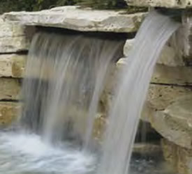 EasyPro Waterfall Diffuser Example