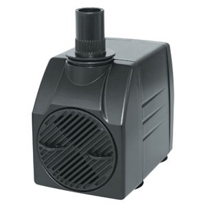 The Fountain Pump by Danner Submersible SP-290 290 GPH 6ft Power Cord