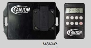 Variable Speed Control & Remote 500-8000 GPH MSVAR