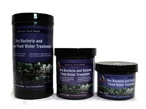 American Pond Dry Bacteria and Enzyme Water Treatment 32oz Treats 192000 Gallons
