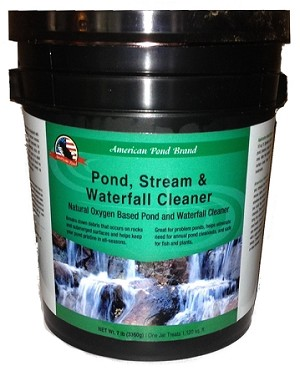 American Pond 7lb Rock and Waterfall Cleaner 1120 Sq. Ft.