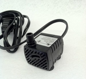 American Pond APJR150 Small Submersible Fountain Pump 40 GPH with 6ft 2-Prong Power Cord