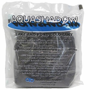 Aquashadow 1Lb Pond Dye Powder treats 1/4 acre, 4' deep