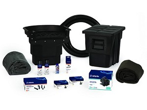 Atlantic Water Gardens 11 x 11 Medium Pond Kit with TT4000 Pump
