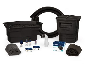 Atlantic Water Gardens 16 x 21 Extra Large Pond Kit with TT9000 Pump