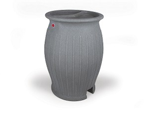 Atlantic 110 Gallon Rain Harvesting Barrel