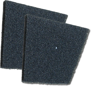 Set of 2 BioTech Replacement Mats for Atlantic PS4000/4500 Pond Skimmer