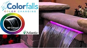 "Atlantic Colorfalls Color Changing Replacement Bulb 12"" Inch"