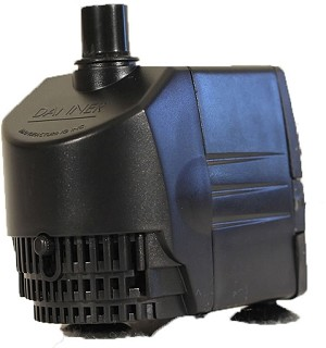The Fountain Pump by Danner Submersible SP-120 120 GPH 6ft Power Cord