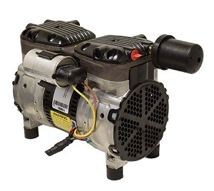 EasyPro Stratus SRC502 Series Dual Rocking Piston Air Compressor 1/2HP - 230 Volt