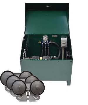 EasyPro 3/4 HP Sentinel Rocking Piston Deluxe System PA83AD Includes Cabinet and Diffusers