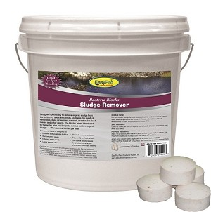EasyPro Pond Sludge Remover Blocks 10Lb Pail