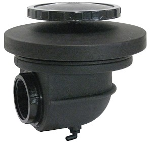 "3"" Bottom Drain Kit (EBD4A drain) with Air Diffuser Includes 3"" Fittings"