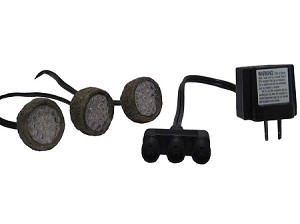 EasyPro 16 Diode 3 Light LED Underwater Pond Lighting Kit