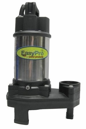 EasyPro TH Series TH150 1/4HP 115v 3100 GPH Waterfall Pump