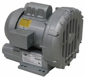 Gast 2.5 HP Blower Only GB51B