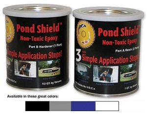 Pond Shield - Pond Armor