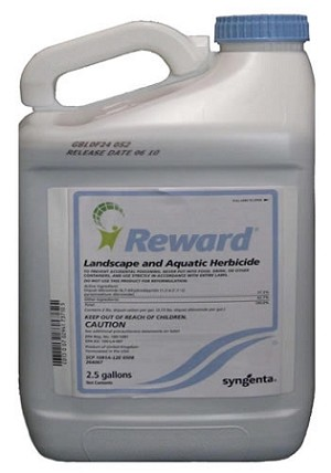 Reward 1 Gallon Concentrated Broad Range Weed Control Herbicide - EPA Registered