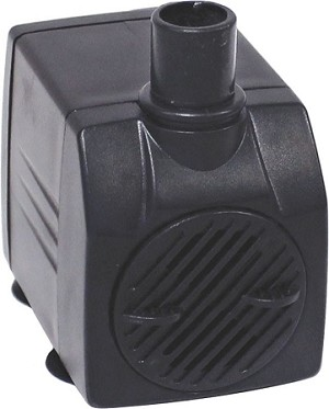 Tranquil Decor 155 GPH 5 Watt Submersible Fountain Pump