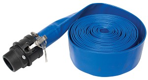 Easypro PCH50 Cleanout package with 50' hose
